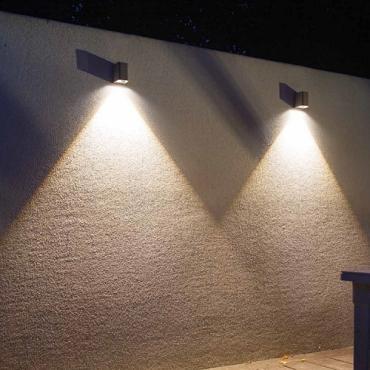 Ace Down Dark Wall down light 12V/3W