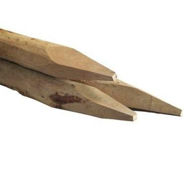 Weidepaal Kastanje 250 8/10 cm Gepunt