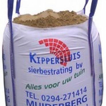 Big bag brekerzand