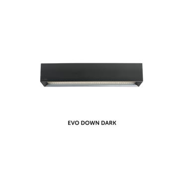 Wall Evo Down Dark 2W