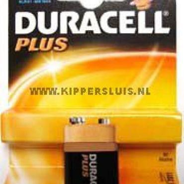 Batterijen 9 V duracel