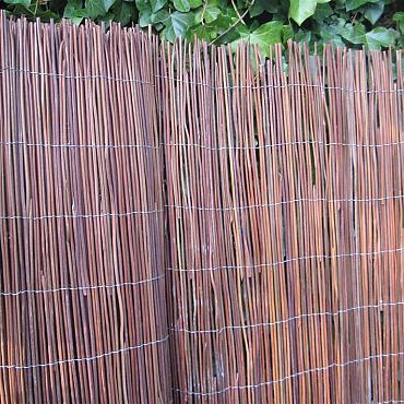 Black Fern Fence 200x300 cm