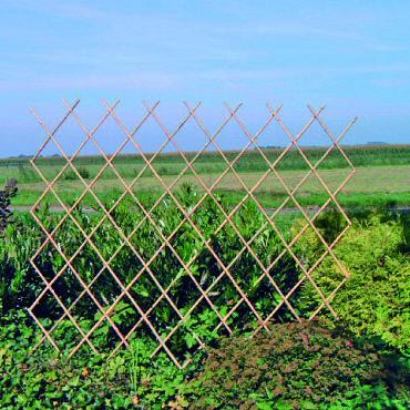 Harmonica Bamboe Trellis 180x180 cm