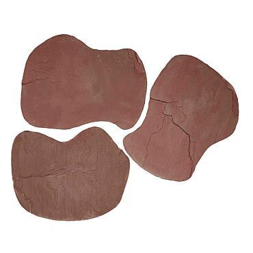 Flagstone p/st. Mandana kwartszandsteen 2,5-4cm dik