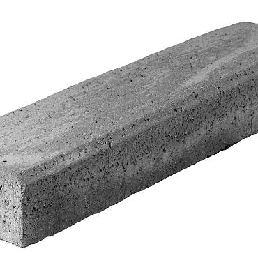 Oudhollands Betonbiels (Schellevis Structuur) antraciet 100x20x12 cm