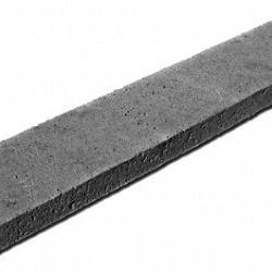 Oudhollands opsluitband antraciet 100x20x5 cm