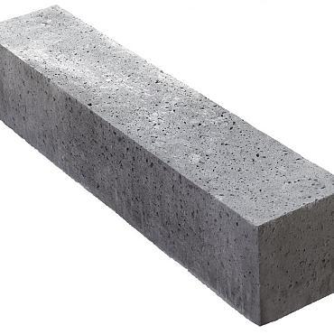 Oudhollands Stapelblok antraciet 75x15x15 cm