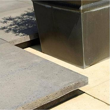 Oudhollandse Tegel  antraciet 100x100x5 cm