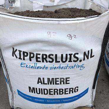 Big bag bemeste tuinaarde / tuingrond met compost