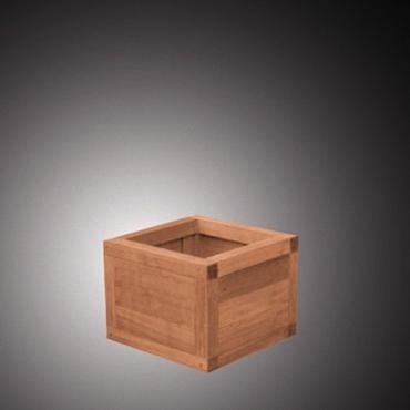 2090 Bloembak 50x50x38cm kubus
