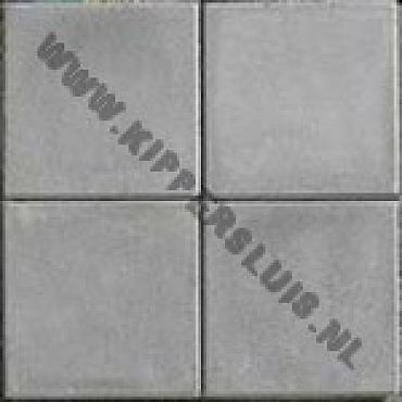 Betontegel 30x15x4,5 grijs GF