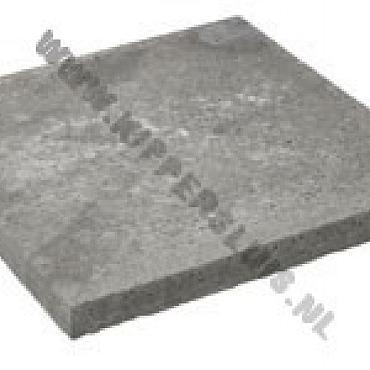 Oudhollandse Tegel  antraciet 60x60x5 cm