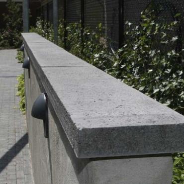 Oudhollands opsluitband antraciet 100x30x7 cm