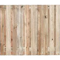 Actie Tuinscherm Recht 21 planks (19+2/ Privacy) 180x180 cm
