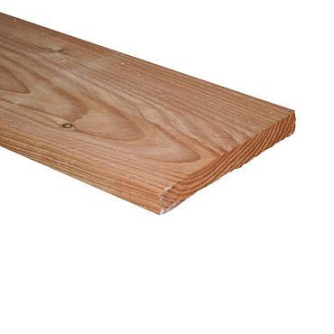 Douglas Schutting planken 1.6x14.5x400cm fijn bezaagd